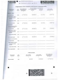 Отчет об изменении капитала ст3