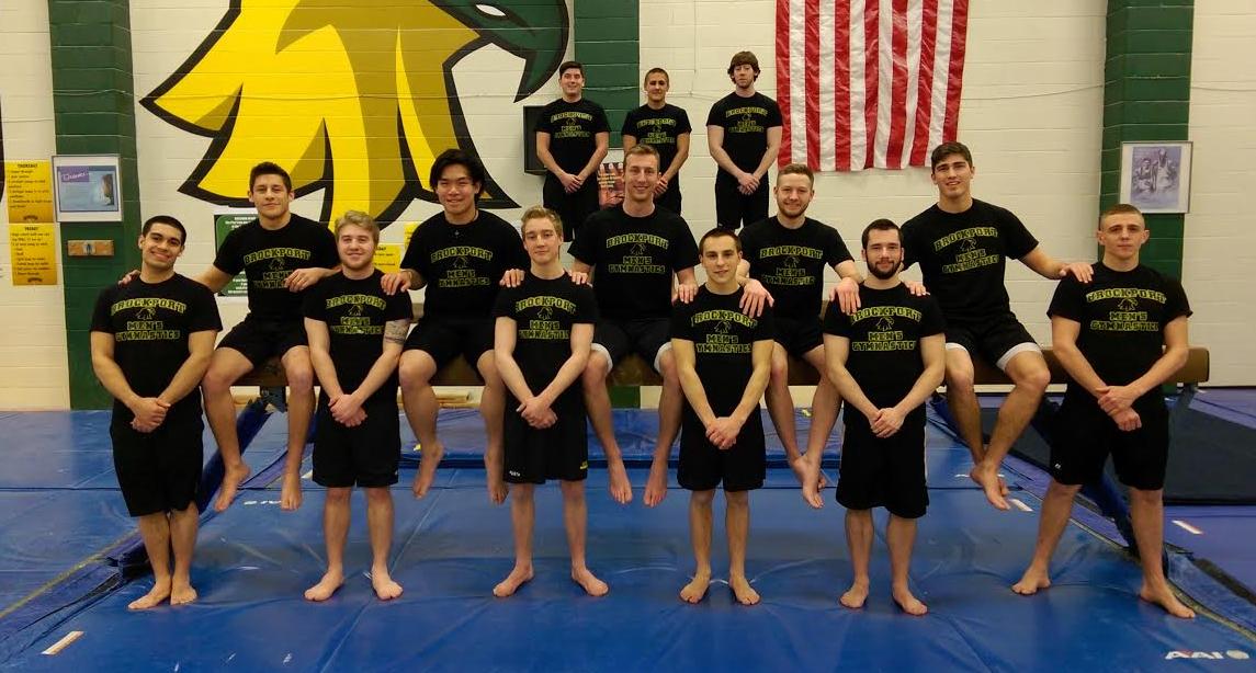 Brockport Men's Team 2016 (2)