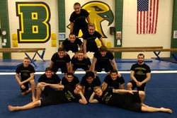 Brockport Men's Team 2016