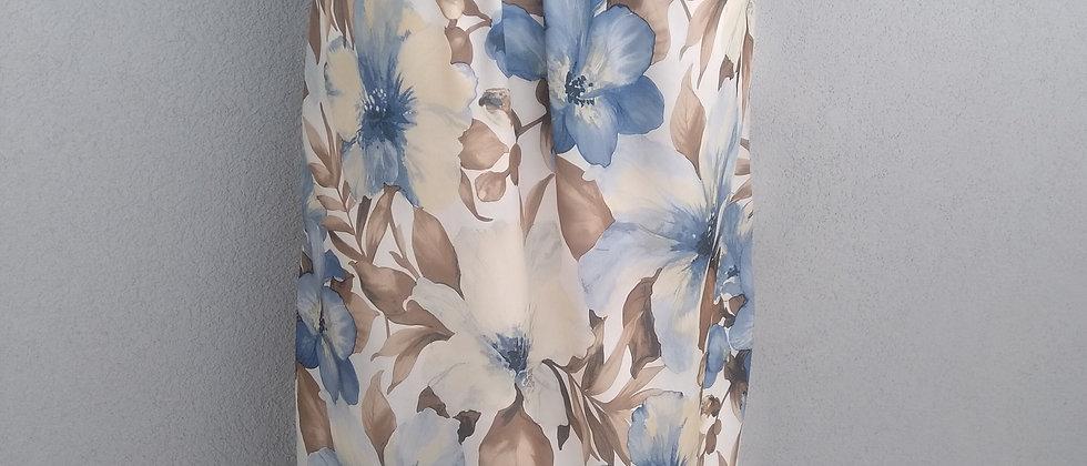 Květy léta šaty