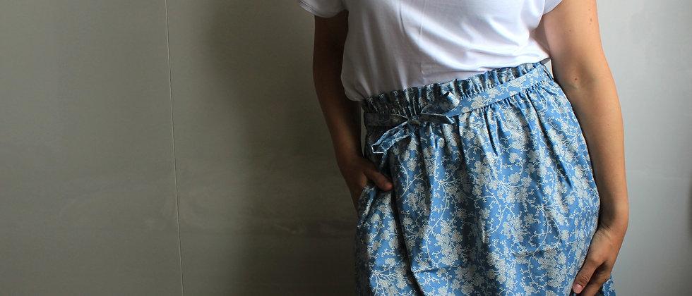 Řasená sukně Něha