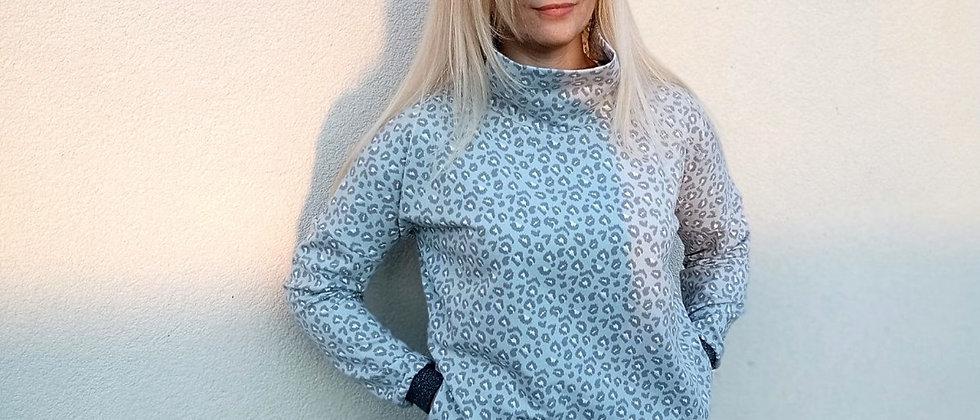 Mikina Leo / kapsy