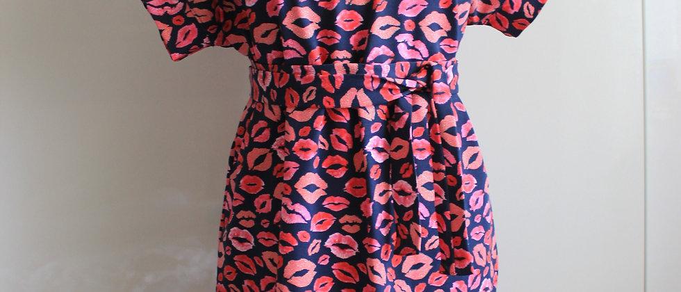 Úpletové šaty Pusinky