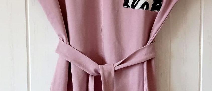 Růžové s BlaBla kapsou