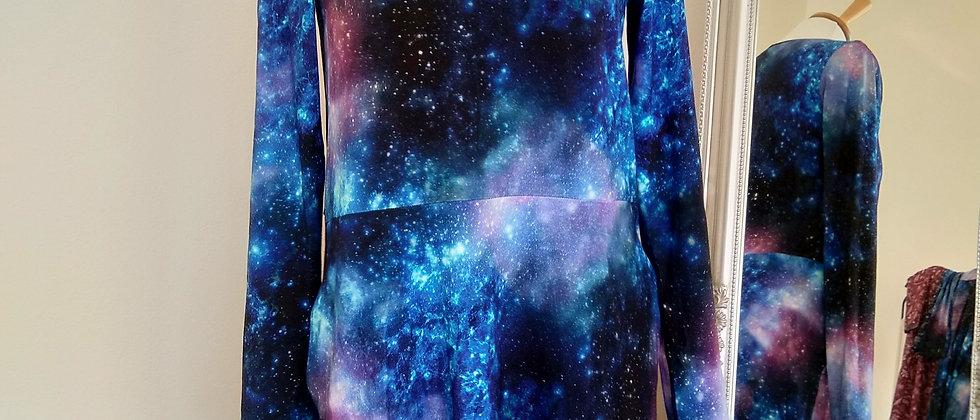 Šaty Krása vesmírná