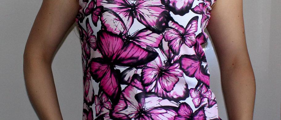 Tílko motýlí