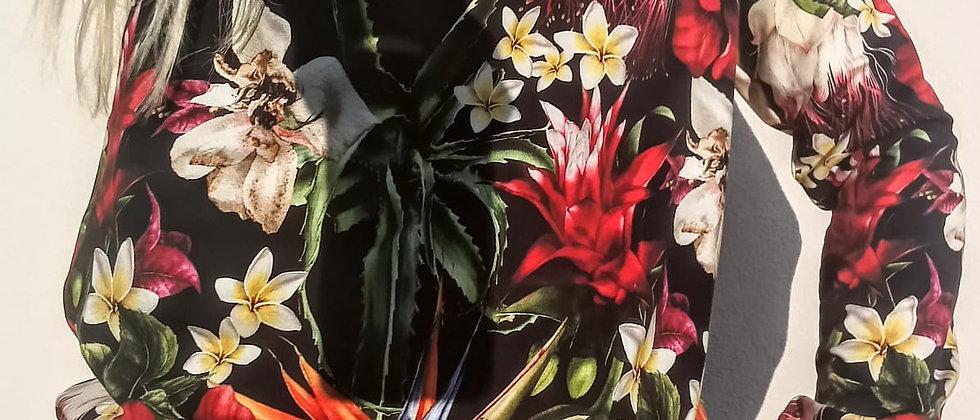 Mikina Květiny pralesa