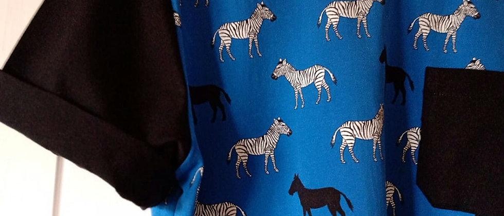 Pánské tričko Zebry