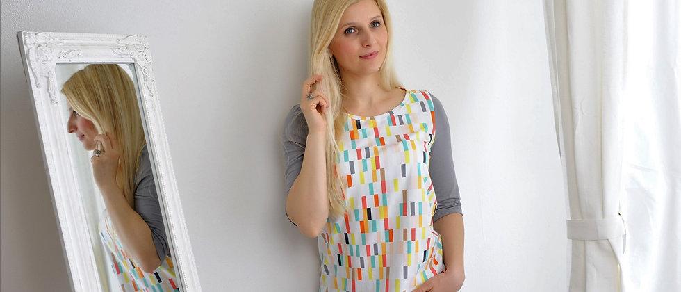 Tričko barevnice