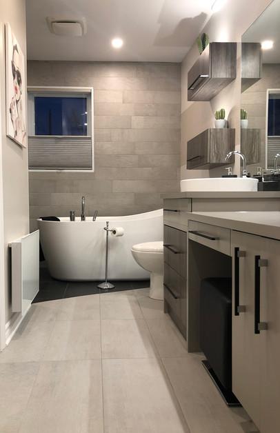 Salle de bain | Rozon