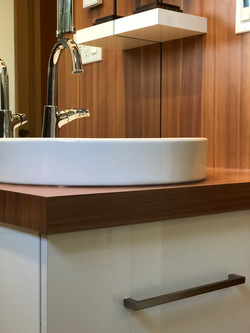 lavabo rond design