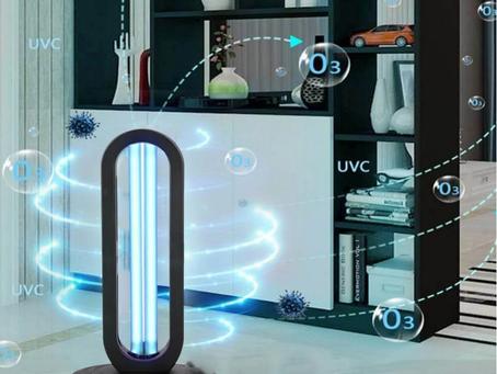 UV Light as an alternative for Church, Offices and School Sanitation.