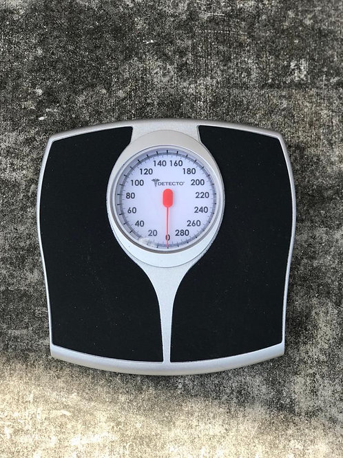 Floor Detecto scale portable - Lbs