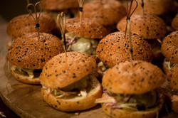 Beef Sliders -Sydney Caterer