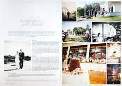 Cake Featured in Luxury Weddings Magazine
