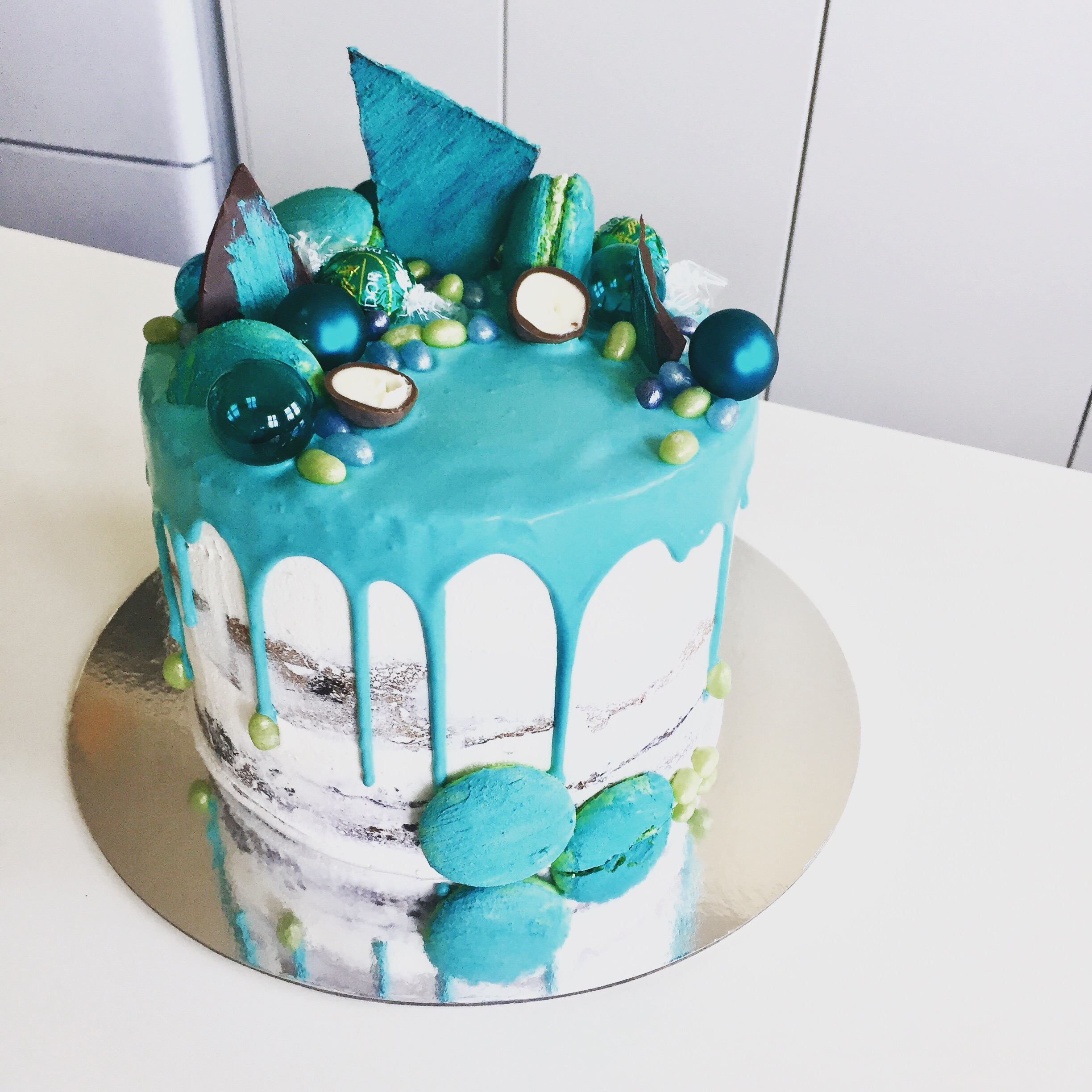 Bev's Catering - Cakes
