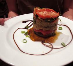 Vegetarian Stack Option