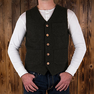 Pike Brothers 1937 Roamer Vest Wool