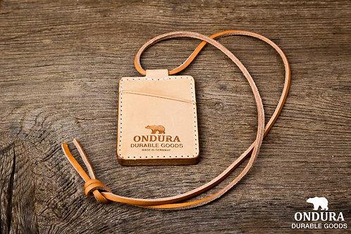 ONDURA Card Neck Holder