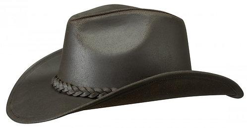 Stetson Western Buffalo Leather