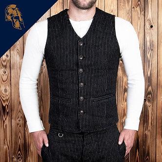 Pike Brothers 1905 Hauler Vest black wabash