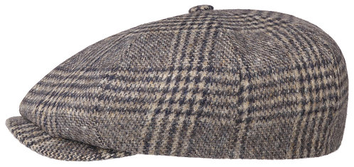 Stetson 8-panel Cap Virgin Wool