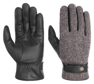 Stetson Gloves Goat Nappa/Woolrich