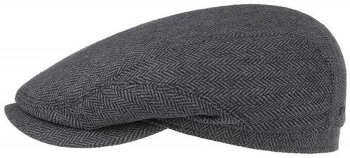 Stetson Belfast Silk, Black Grey