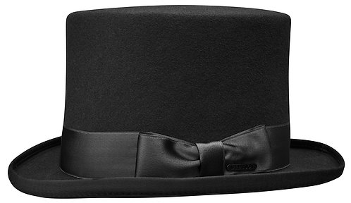 Stetson Cayce Top Hat Fur Felt