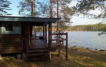 Kauppisen lomamökit vuokraa mökkejä Mäntyharjussa