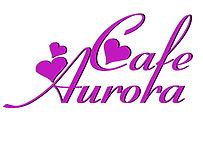 Cafe Aurora palvelee Mäntyharjun kauniissa kirkonkylässä Taidekeskus Salmelan vieressä