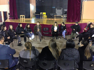 Alternanza scuola lavoro : Incontro con i ragazzi dell'istituto Vittorio Emanuele III Fuorigrotta.