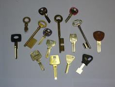 Les clés à reproduire