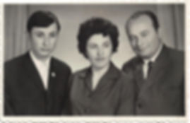Кънчо, Мария и Апостол Кръстеви