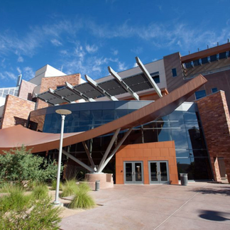 10 of the best places to study at UNLV!