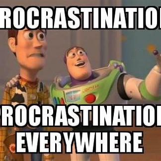 How Not to Procrastinate