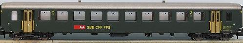 Piko Set de 2 voitures CFF EW I en livrée verte