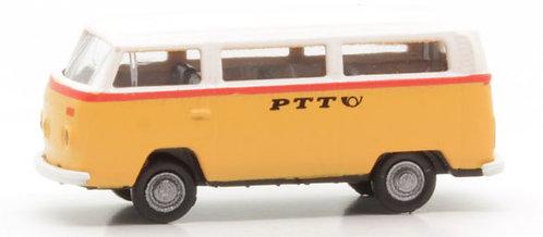 Minis bus VW Poste Suisse