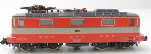 Minitrix Re 4/4 II Swiss-Express