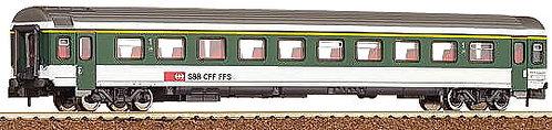 Roco voiture VU IV A CFF Verte