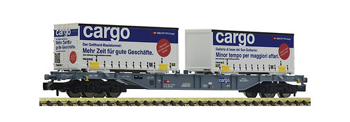 Fleischmann Wagon porte-Container CFF Cargo