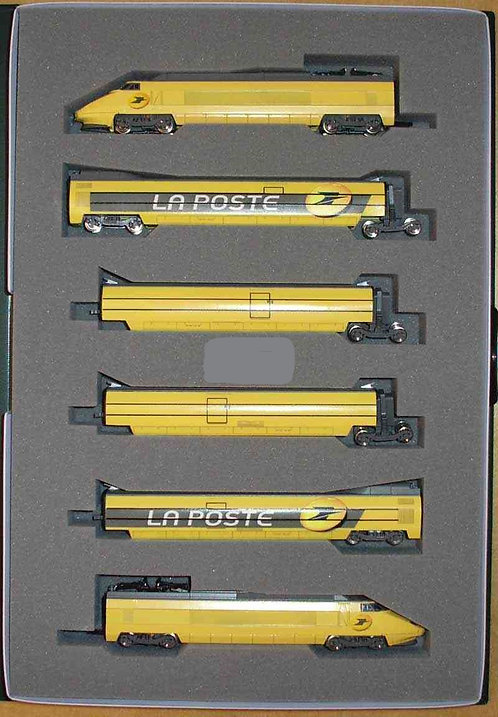 """TGV """"La Poste"""""""