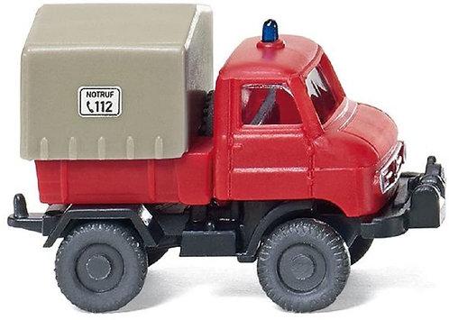 Wiking camion pompier Unimog