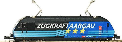 "Kato CFF Re 460 ""Zugkraft Aargau"""