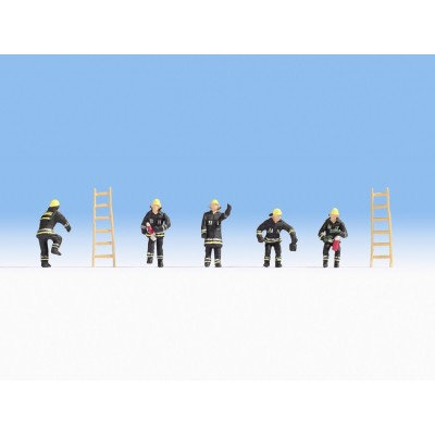Noch Feuerwehr