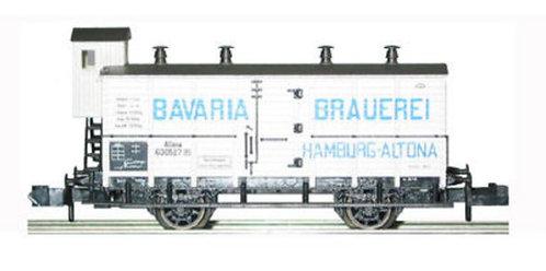 "Minitrix wagon à bières ""Bavaria"""