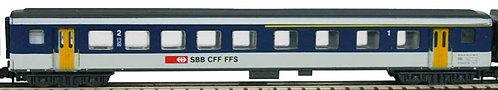 Lima CFF voiture VU I 1/2.cl en livrée Colibri