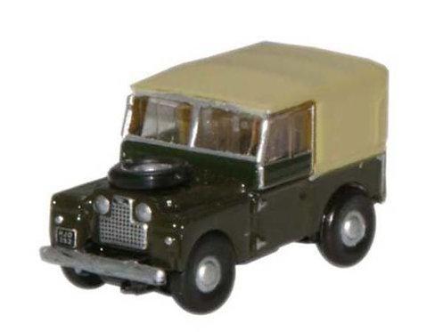 Oxford Land Rover 88
