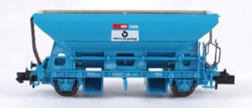 Arnold CFF wagon trémie Vetro Recycling