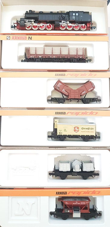 Arnold Set rame DB marchandise BR 96